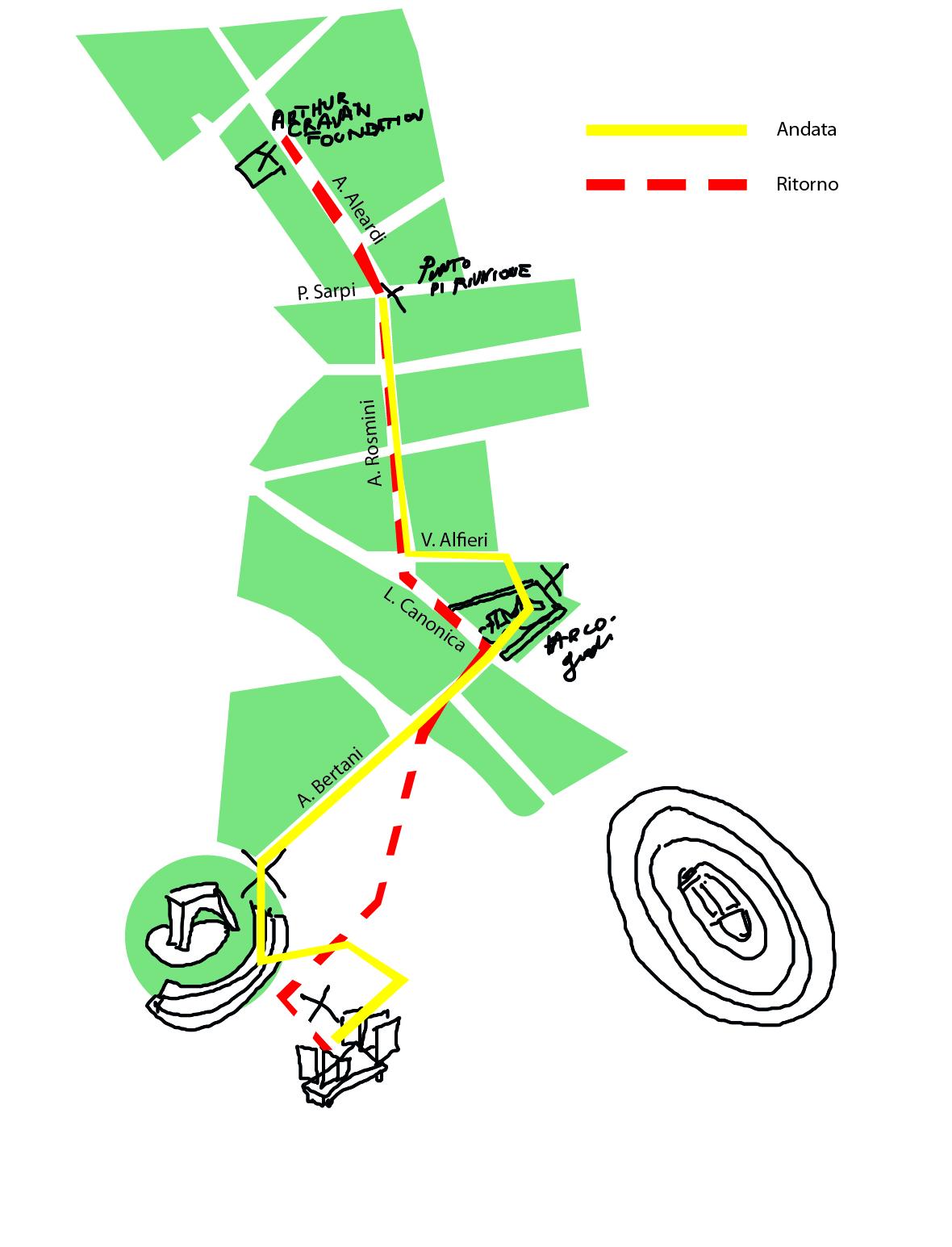 mappa lessublime archive_conferenza passeggiata